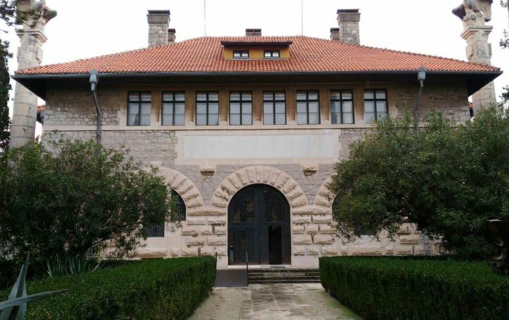 muzeul arheologic split