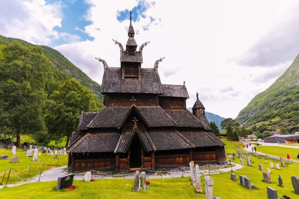 borgund norvegia
