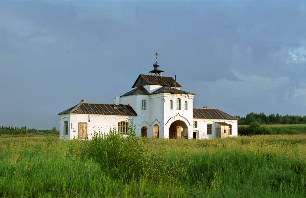 Manastirea Kozheozersky