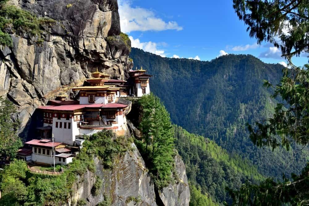 Manastirea Paro Taktsang