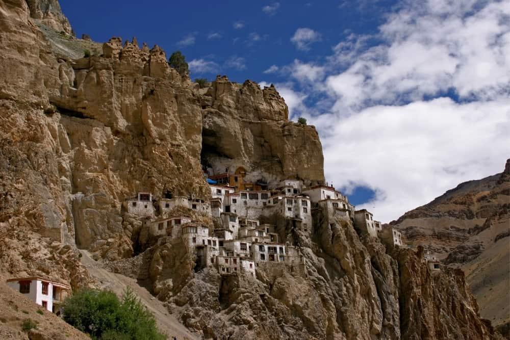 Manastirea Phugtal Gompa