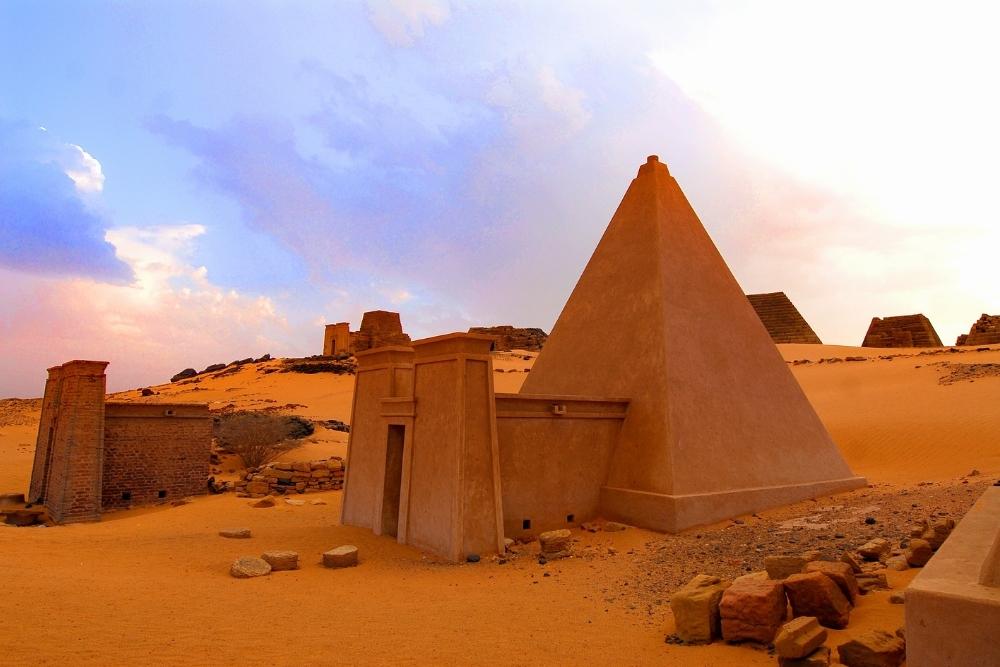 desert sudan