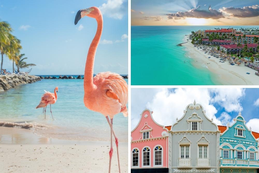 Aruba  insulele din caraibe
