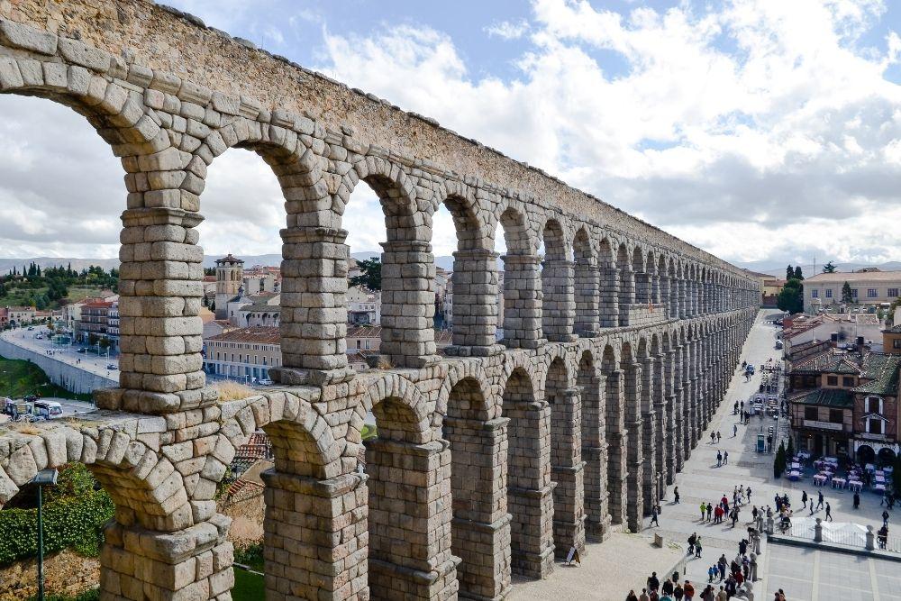 Apeductul din Segovia
