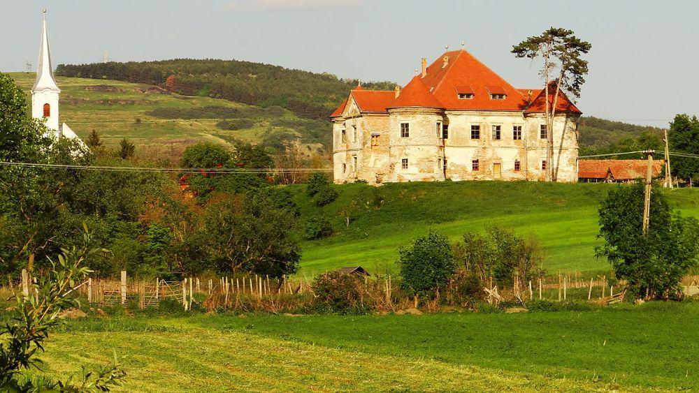 Castelul Pekri Radak