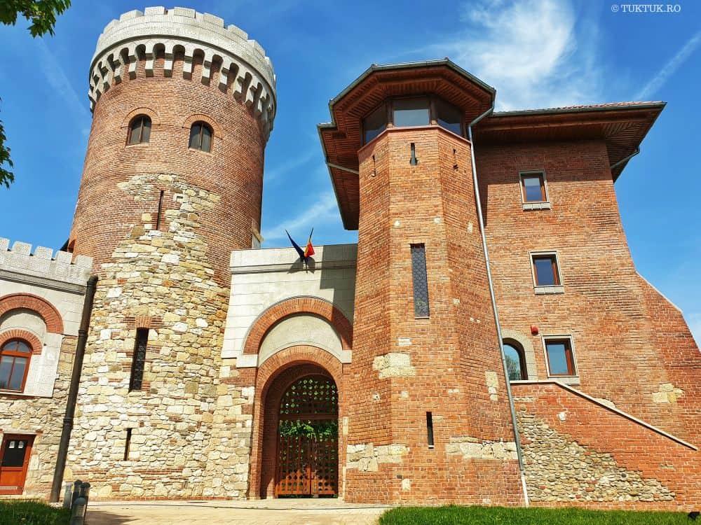 castelul tepes bucuresti
