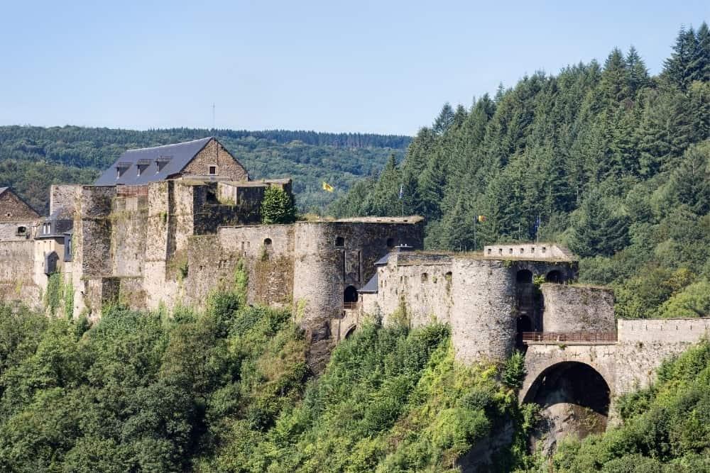 Castelul Bouillon