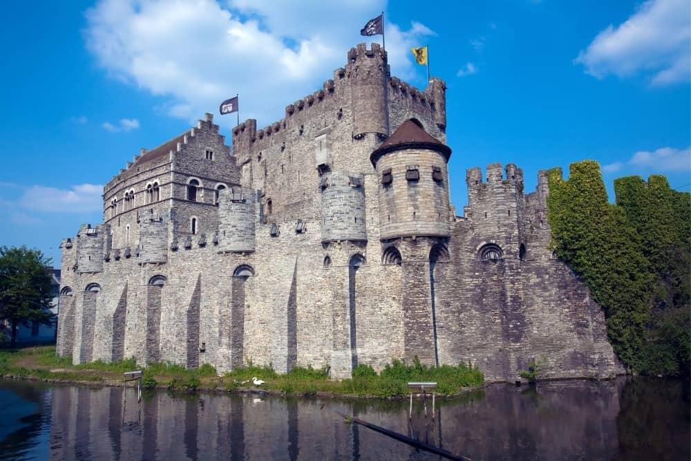 Castelul Gravensteen