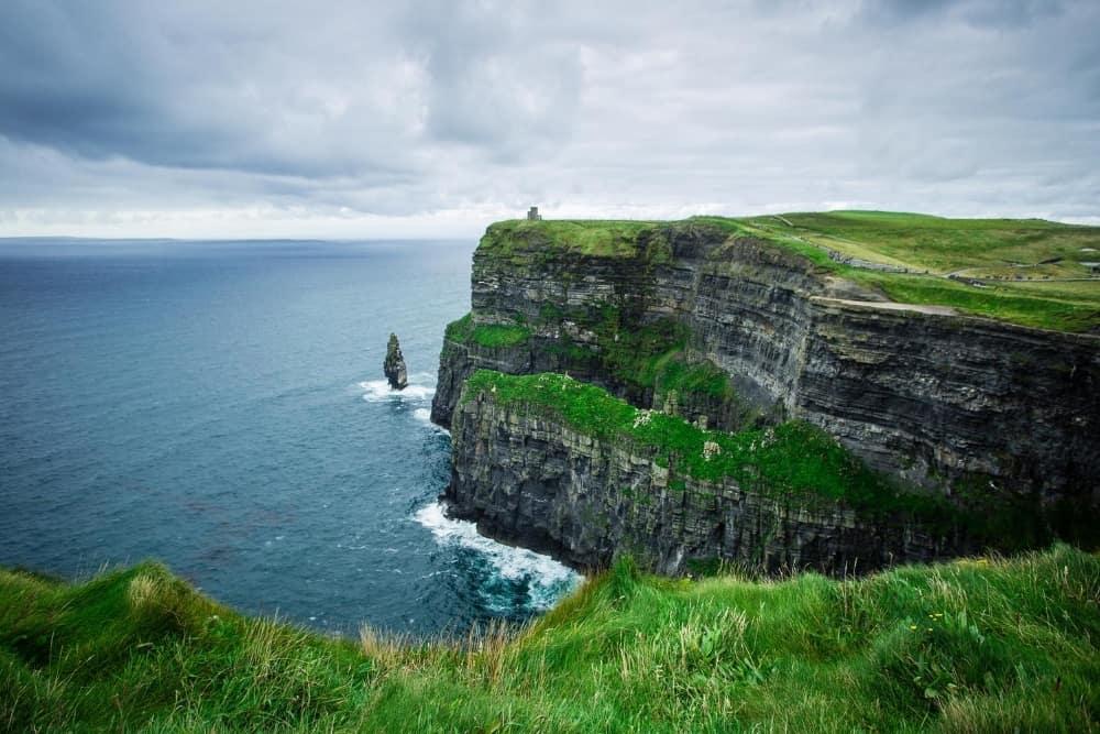 stancile moher atractii turistice din irlanda