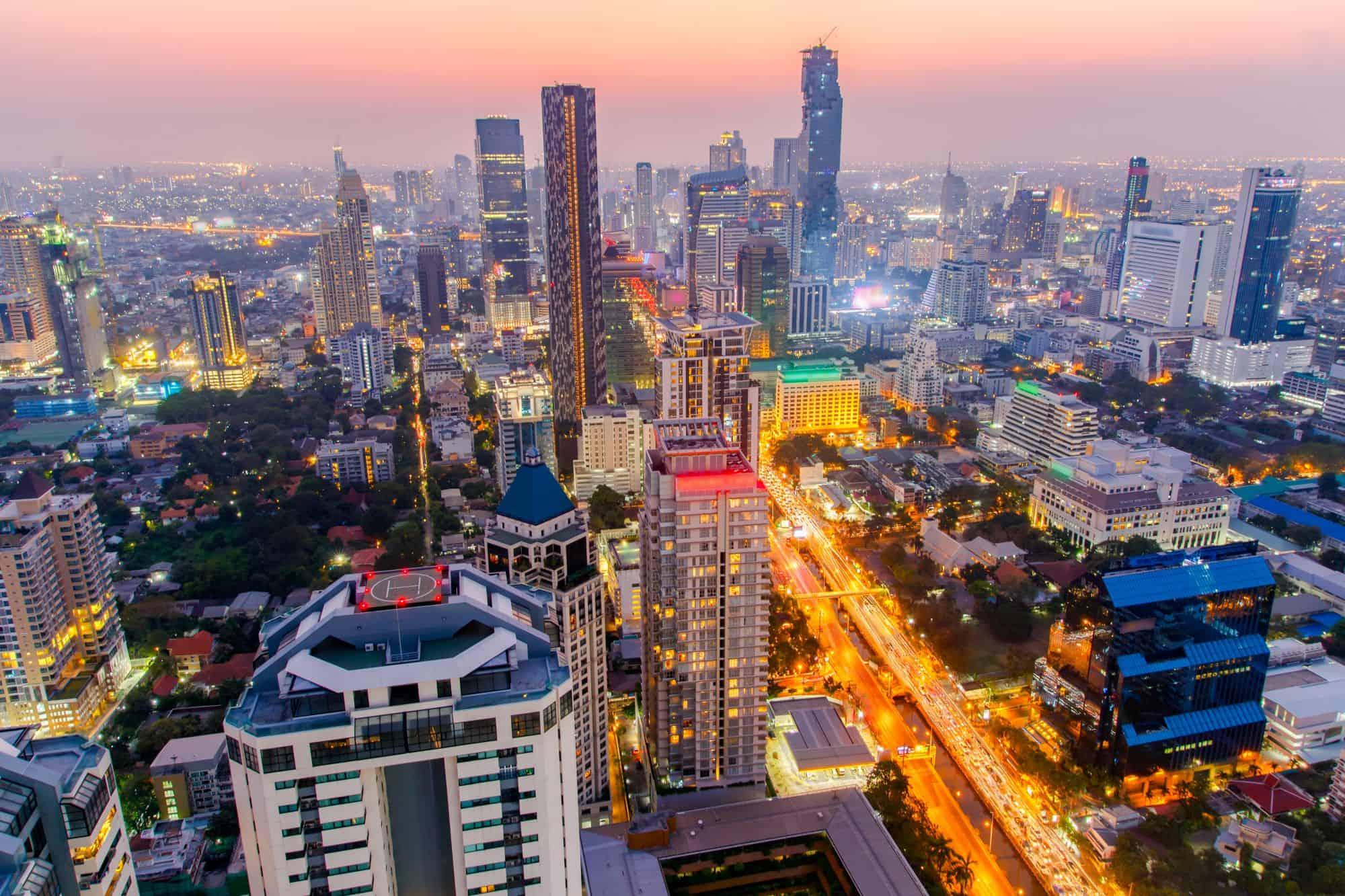 cele mai bune hoteluri din bangkok