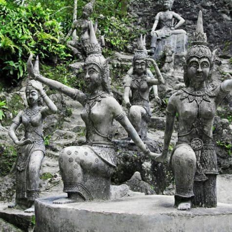 Tanim magic Buddha garden