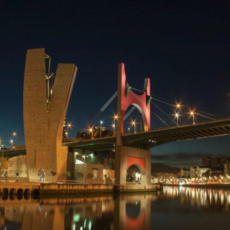 Bridge at Bilbao
