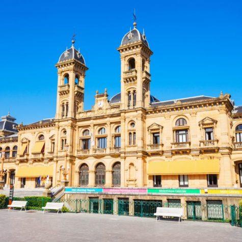 San Sebastian City Hall, Spain