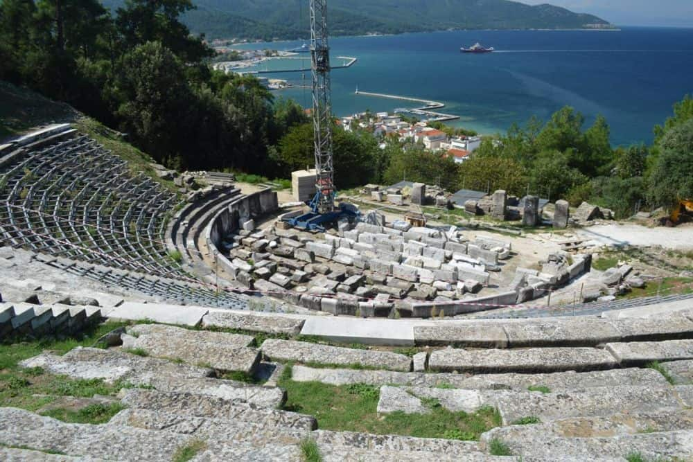 acropolis thassos