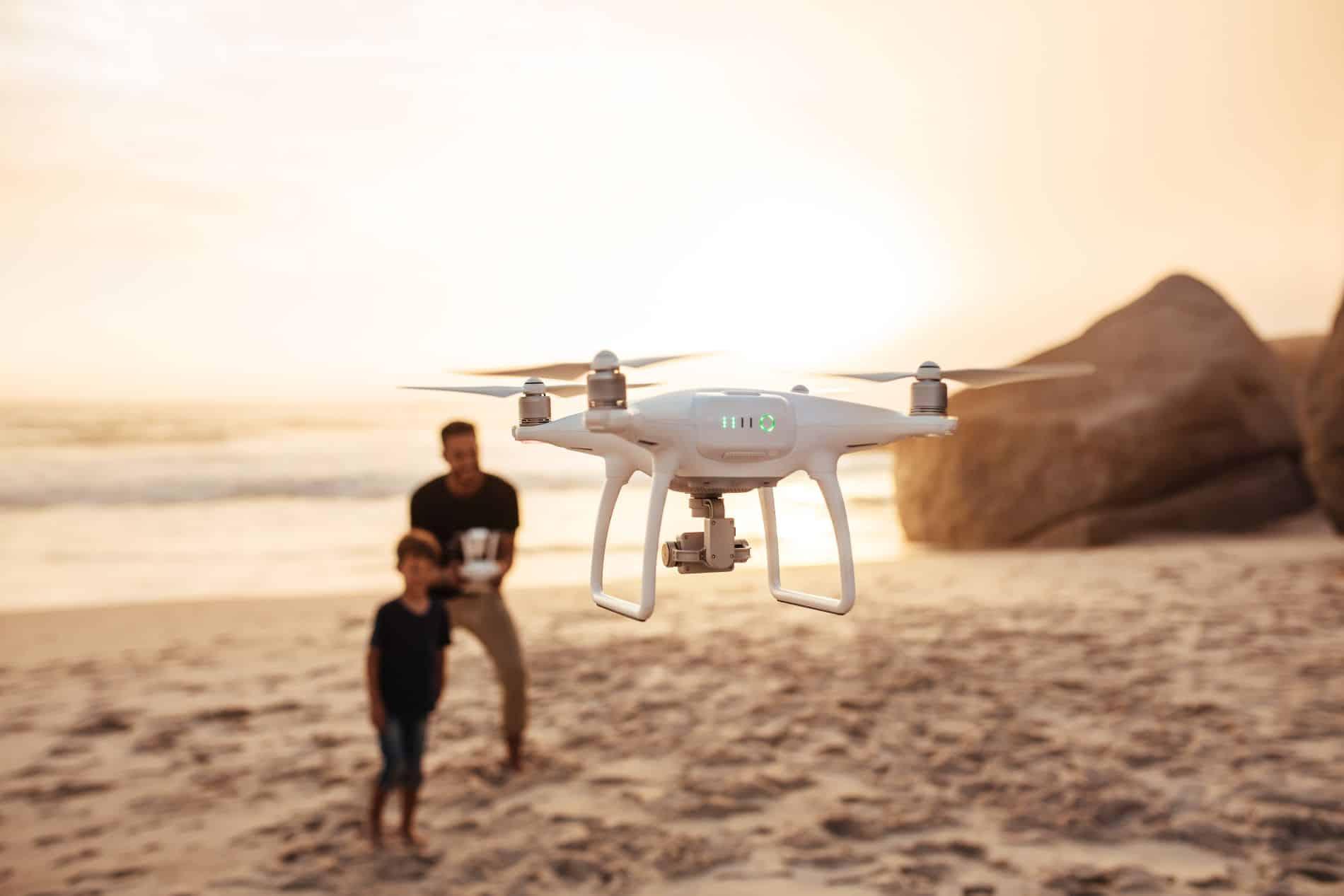 drone pentru începători