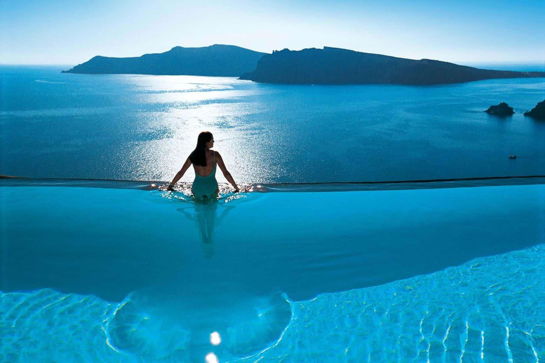 Cele mai bune hoteluri din Santorini