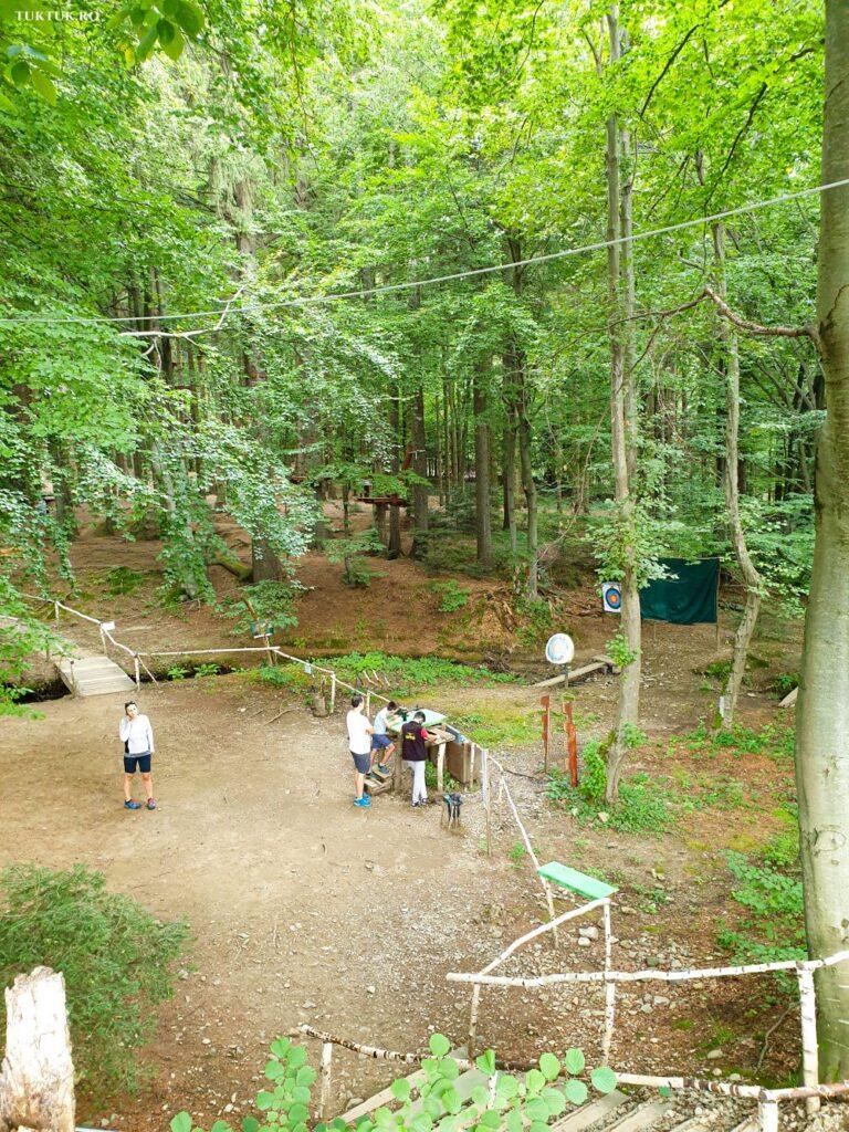 Aventura Parc din Drăguș