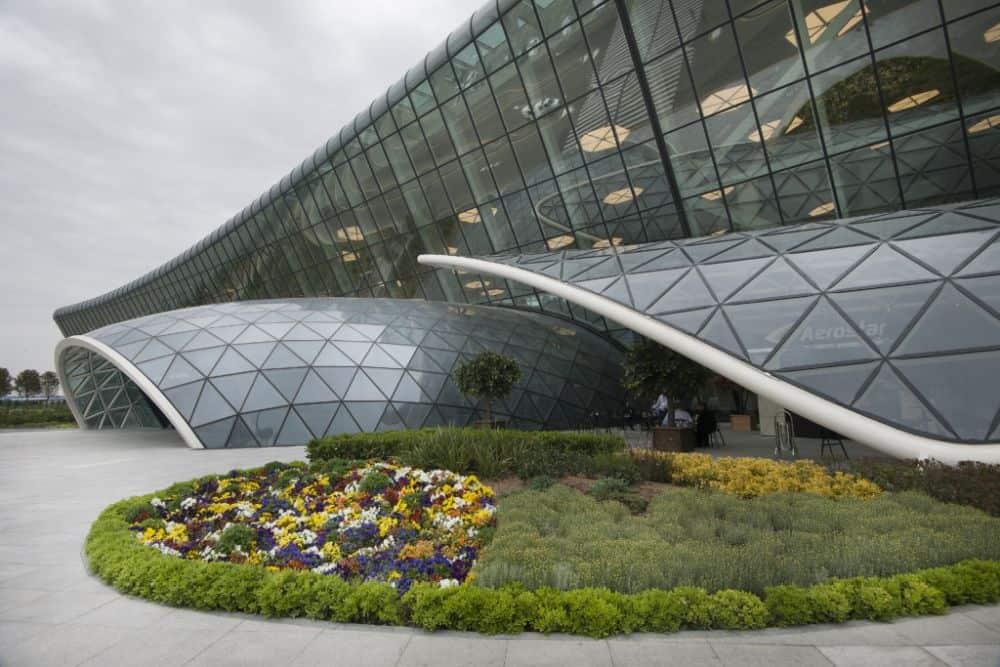 Aeroportul Internațional Heydar Aliyev