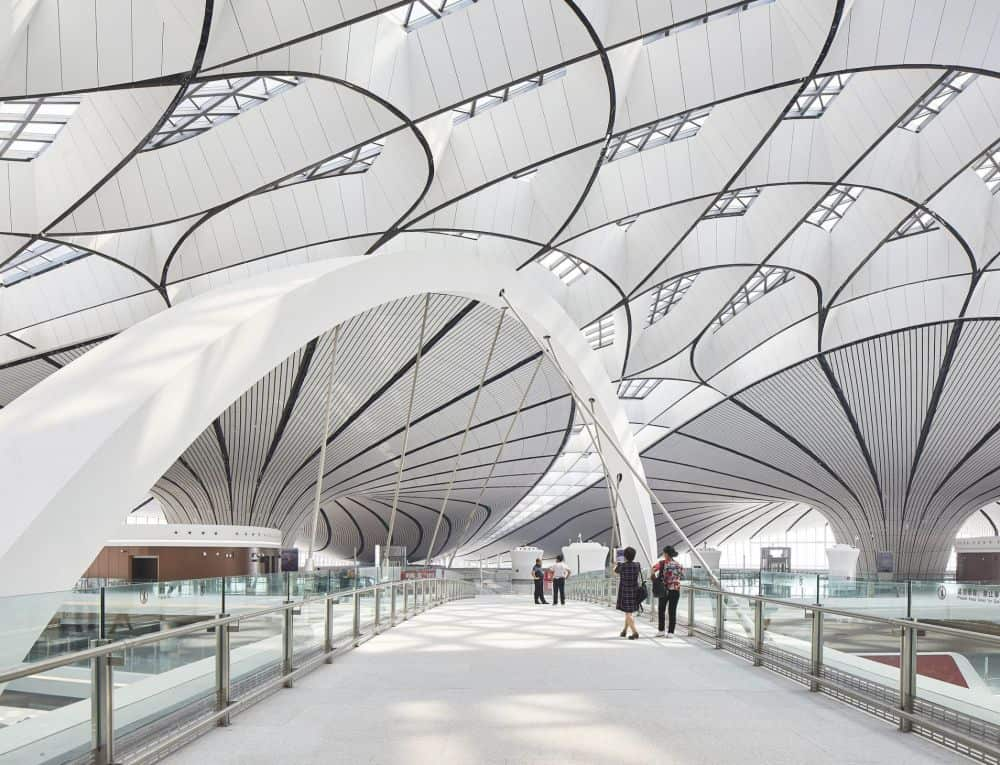 Aeroportul Daxing, din Beijing