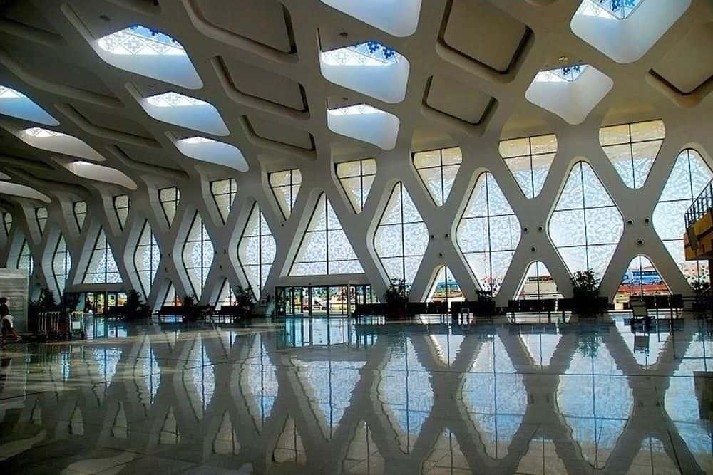 Aeroportul Menara