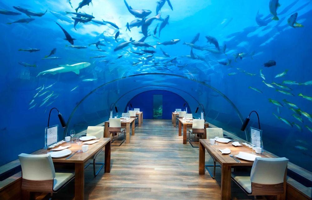 Ithaa, Conrad Maldives Rangali Island
