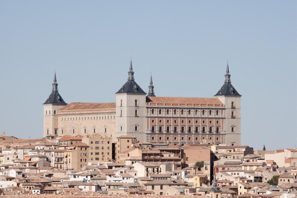 alcazar toledo atracții turistice din Toledo