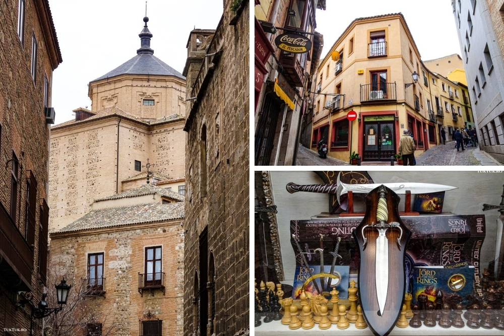 Toledo, Centrul Vechi