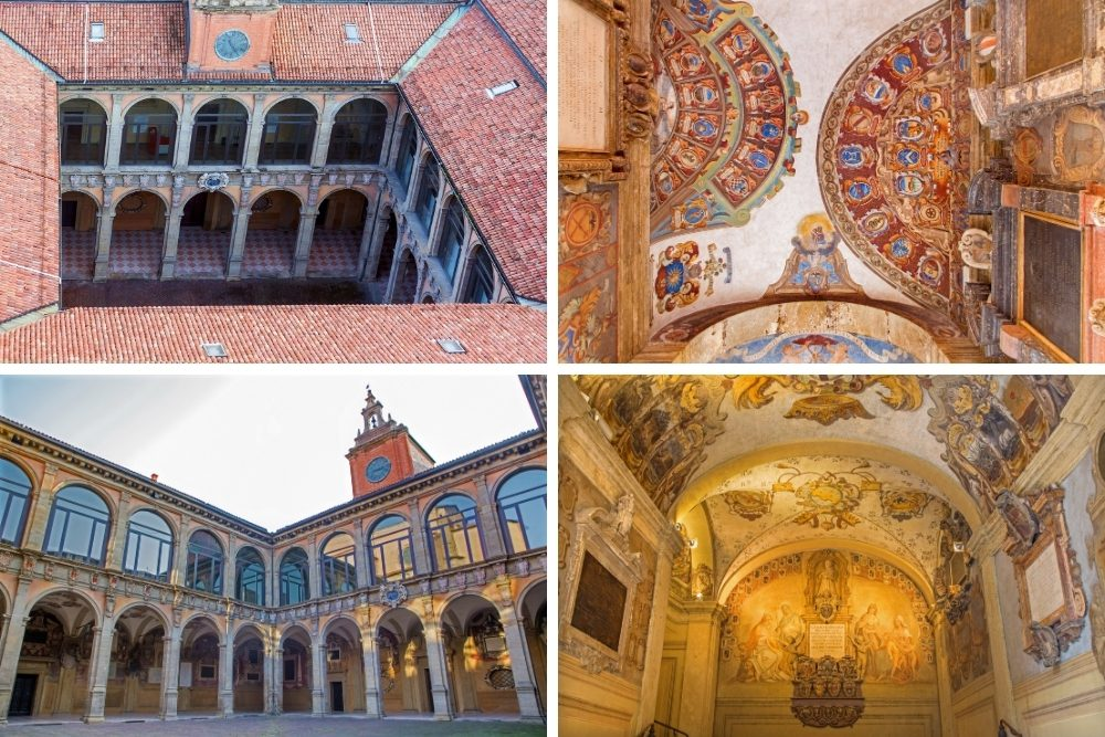 Archiginnasio Bologna