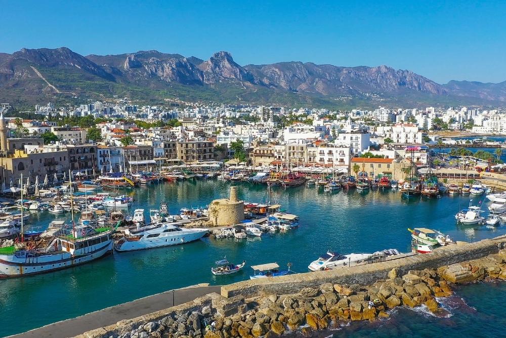 Kyrenia Cipru