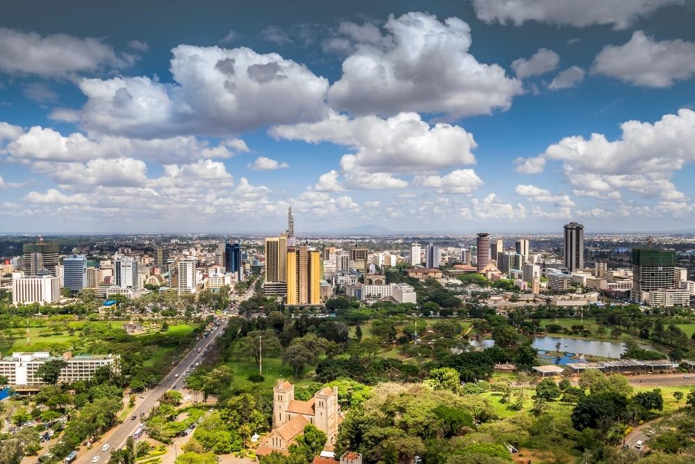 Nairobi nigeria