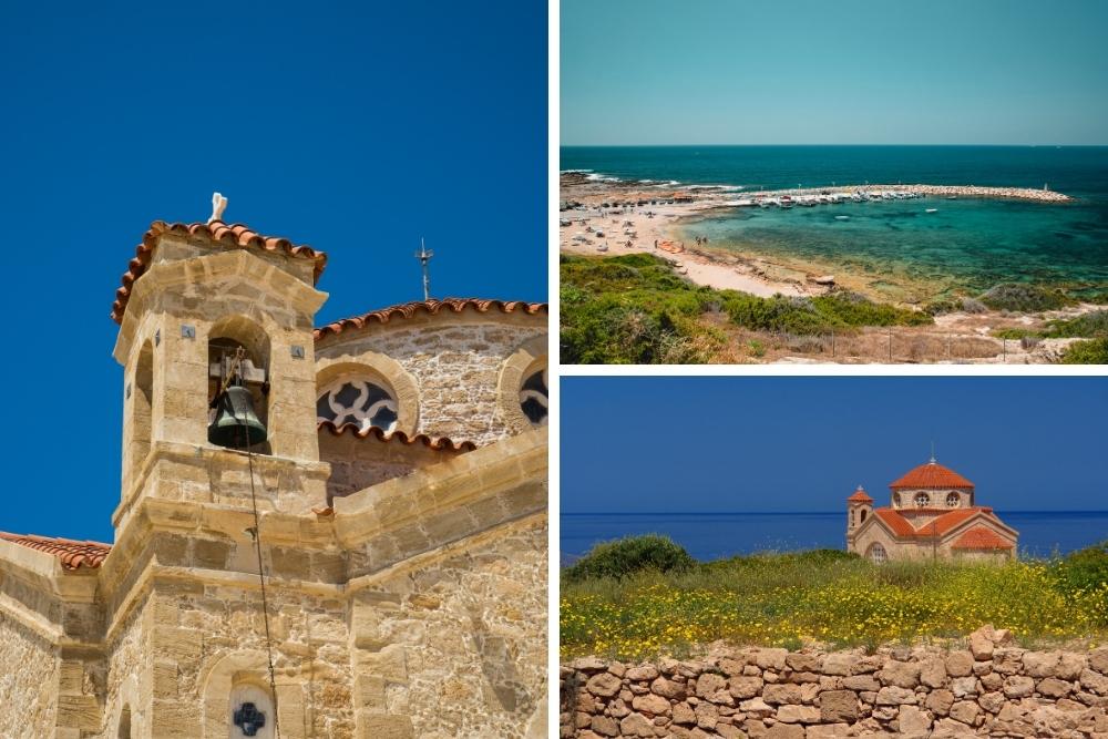 Agios Georgios atracții turistice din Cipru