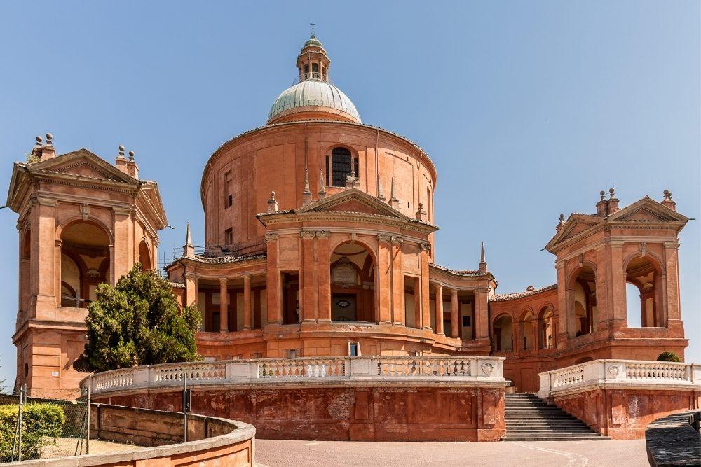 bologna Santuario di Madonna di San Luca