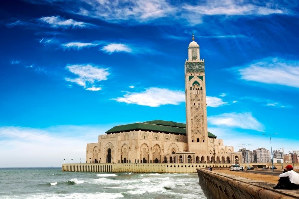 Moscheea Hassan II