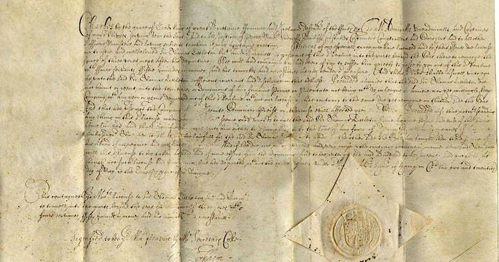 cel mai vechi pasaport britanic