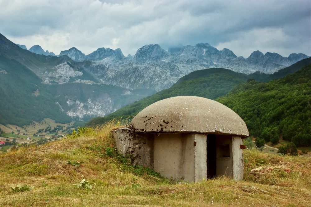 buncar albanez