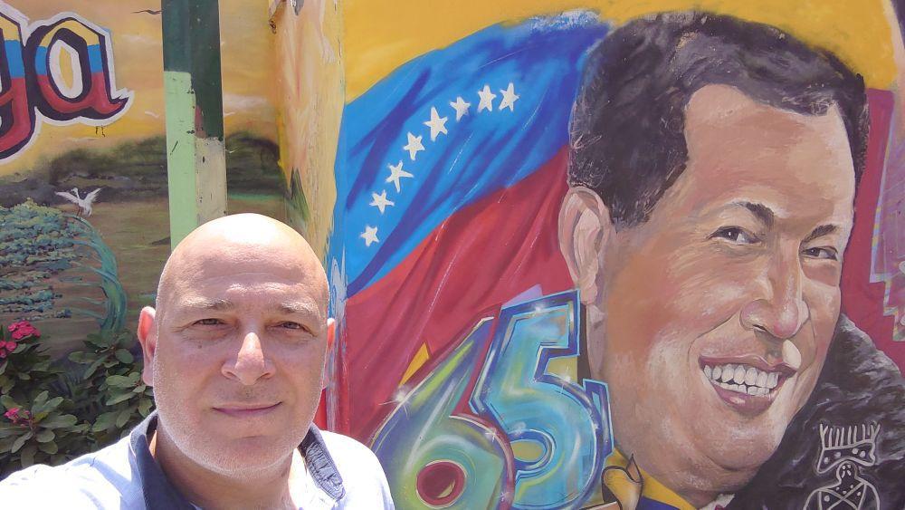 Caracas harry mitsidis