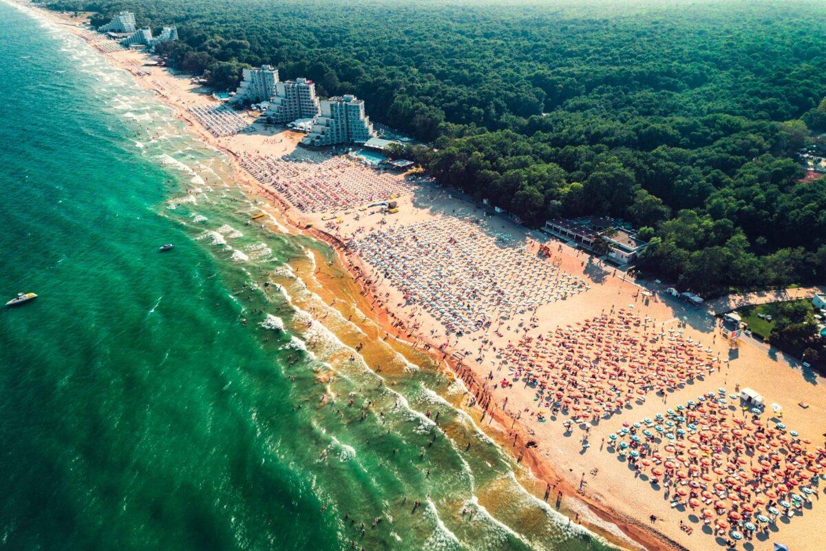 plaja albena
