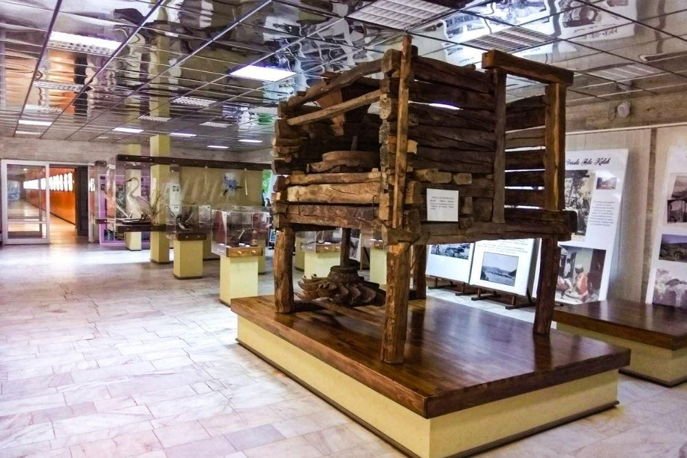 Muzeul Hidrocentralei Porțile de Fier I