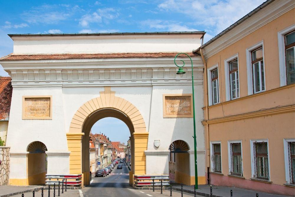 Poarta Șchei