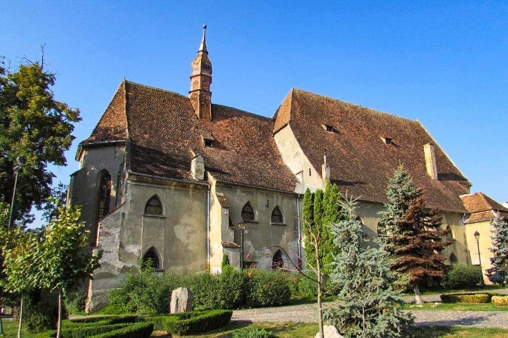 Biserica Mânăstirii