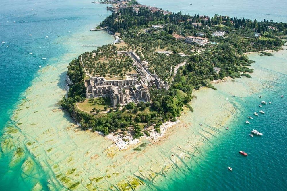 jamaica beach lake garda